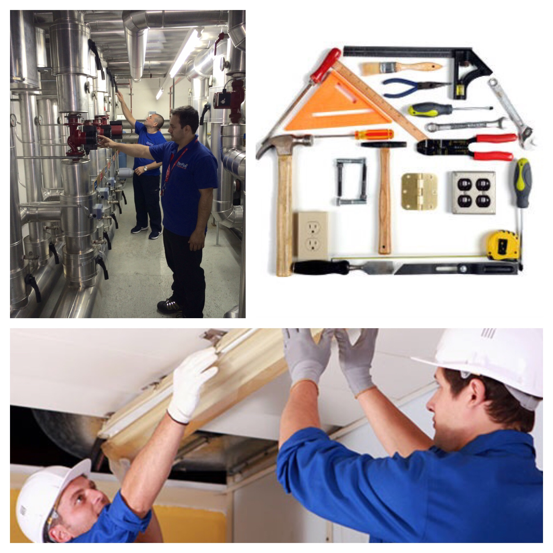 Our Building Maintenance Services