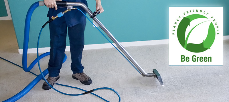 Green Professional Carpet Cleaning Services